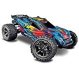 Traxxas Rustler 4x4 VXL Brushless 1:10 RC Modellauto Elektro Truggy Allradantrieb (4WD) RTR 2,4 GHz