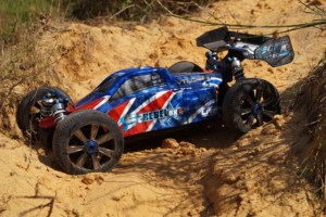 RTR 27 MHz 4WD 40 MHz //20km//h RC Truck Truggy S-Track M 1:12