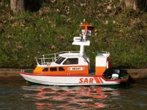 ferngesteuertes Rettungsboot